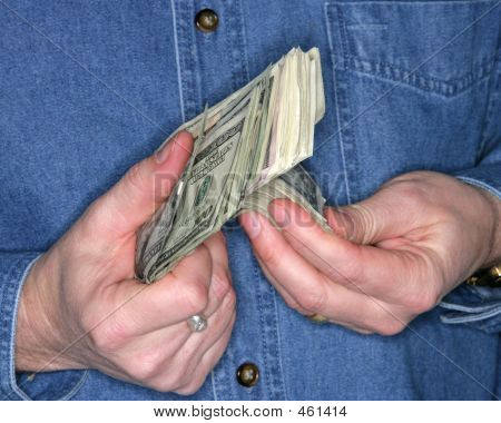 Counting Cash