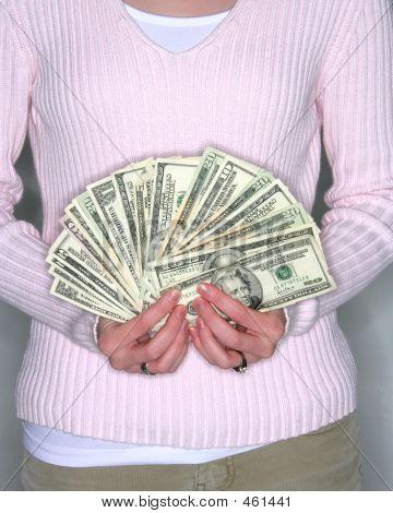 Holding Money 4