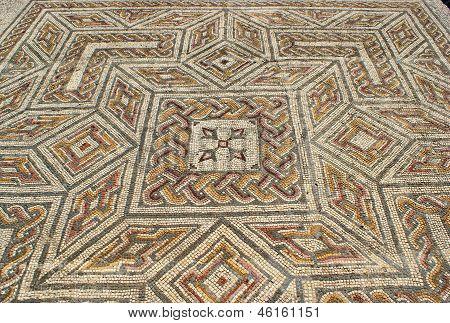Mosaico Romano De Conimbriga