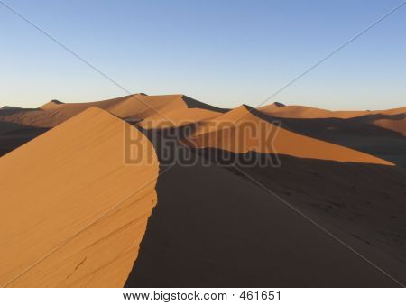 Namibia Dune 47 Sunrise