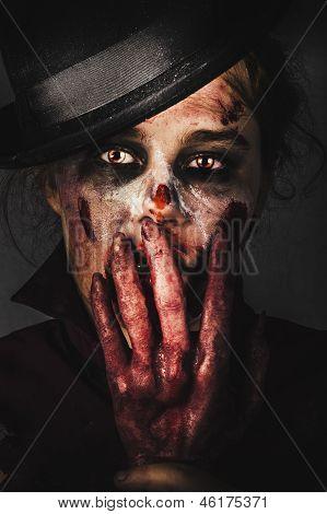 Dark Face Of Fear. Fright Night