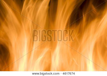 Full-frame Flame