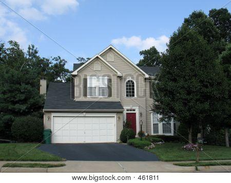 American Suburban Home 1