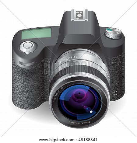 Icon For Slr Camera