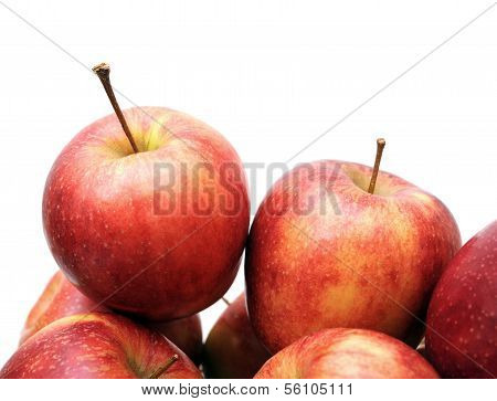 A Pile Of Jonagold Apple