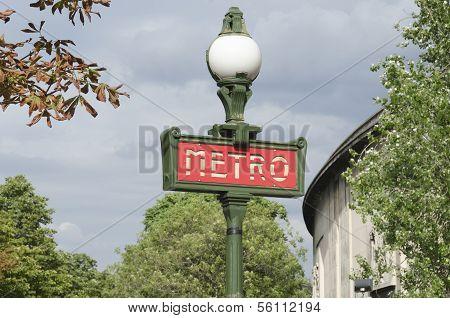Metro, French Subway