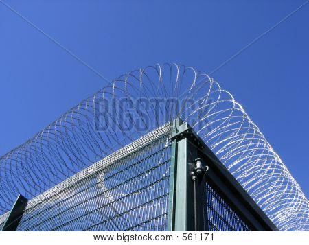 Prison Fencing