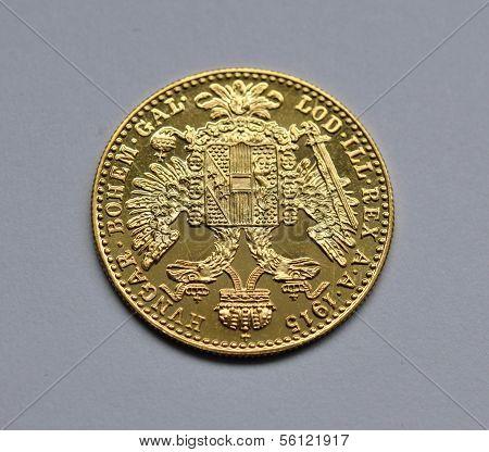 coin - gold ducat
