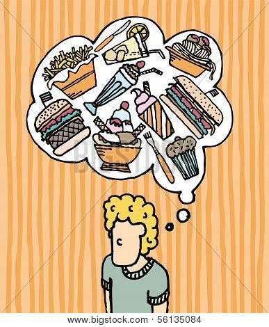 Hungry Munchies or Fast Food