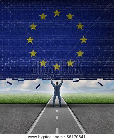Break Into The European Market