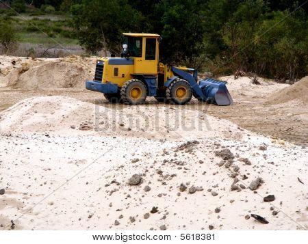 Sand Heaps And Machines