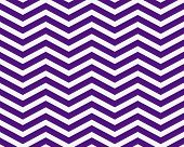 Dark Purple and White Zigzag Textured Fabric Background that is seamless and repeats poster