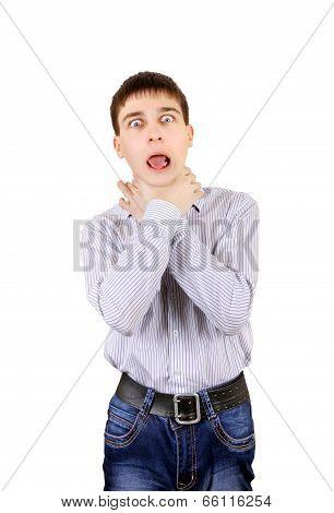 Nervous Teenager