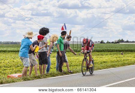 Tour De France Action