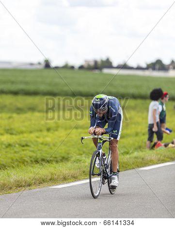 The Cyclist Vladimir Karpets