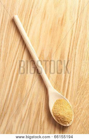 Sugar In A Spoon