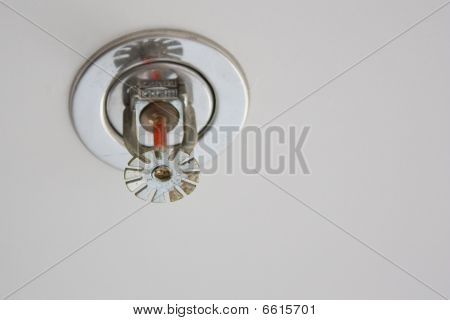 Fire Detector And Extinguisher