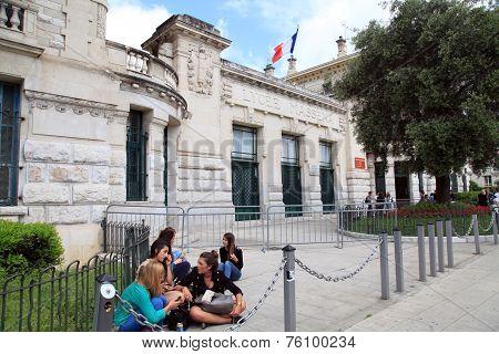 Lycee Massena, Nice, France