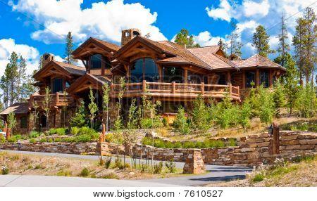 Alpine Home in Shock Hill Breckenridge