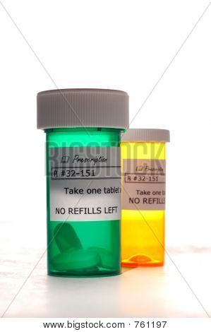 Few Pills To Go