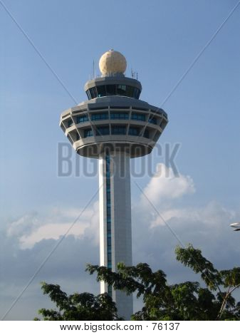 Changi Airport Control Tower (2)