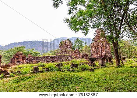 Vietnam temple