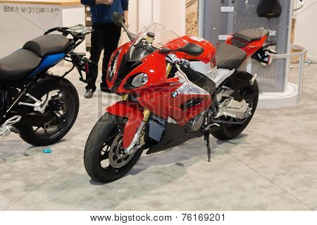 Bmw S 1000 Rr 2015 Motorcycle