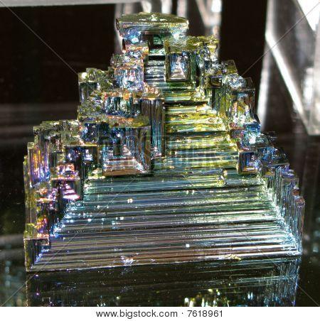 Bismuth Crystal Temple