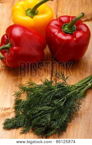 The Dill And The Pepper