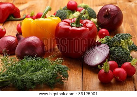 The Vegetables