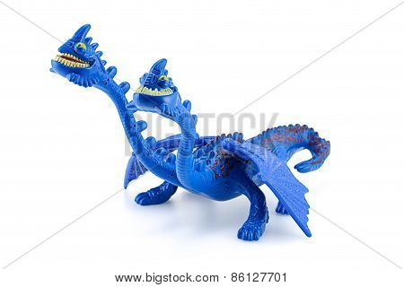 Hideous Zippleback Two Heads Dragon Toy Character From How To Train Your Dragon