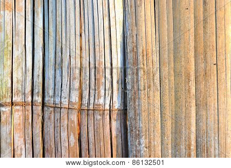 Abstract Background Pattern Of Bamboo Wall Material Style