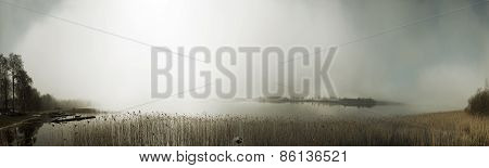 Mist Panorama