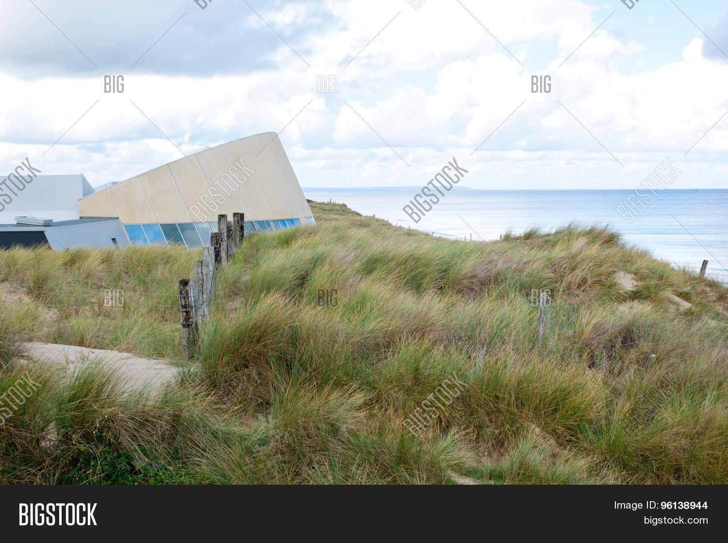 The Utah Beach D Day Museum Normandy France