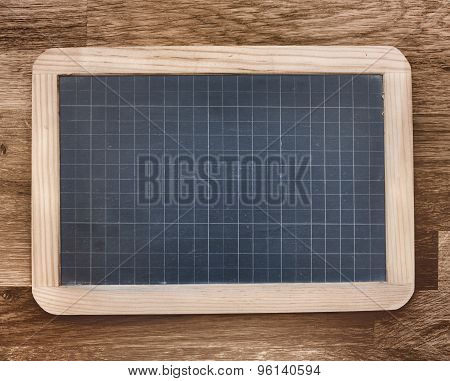 Slate With Gridlines