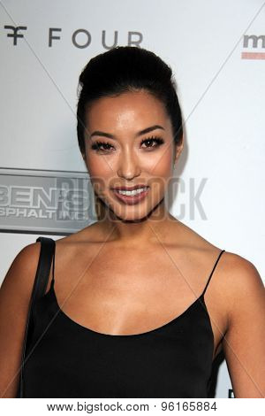 SAN DIEGO - JUL 16:  Arika Sato at the 9th Annual Celebrity Bowl for Charity at the Lucky Strike on July 16, 2015 in Los Angeles, CA