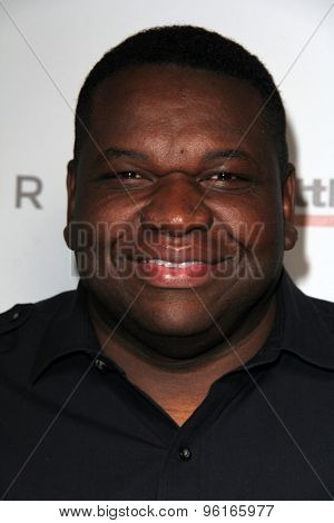 SAN DIEGO - JUL 16:  Kelvin Brown at the 9th Annual Celebrity Bowl for Charity at the Lucky Strike on July 16, 2015 in Los Angeles, CA