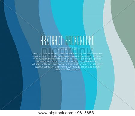 Abstract background vector wallpaper. Colore strips, tiles and laser lines. Stock vectors illustration