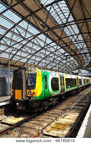 London Midland Class 350 Train.