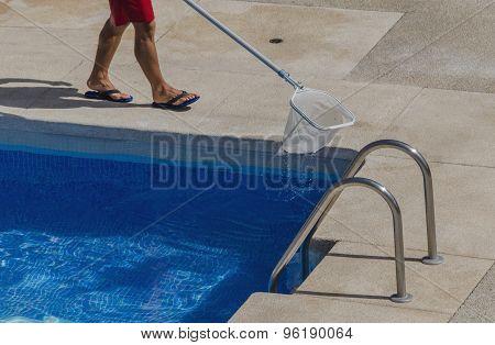 Pool Cleaner Net