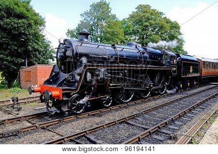 Steam Locomotive, Arley.