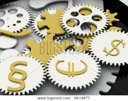 Money mechanism