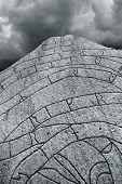 Ancient Nordic Runestone poster
