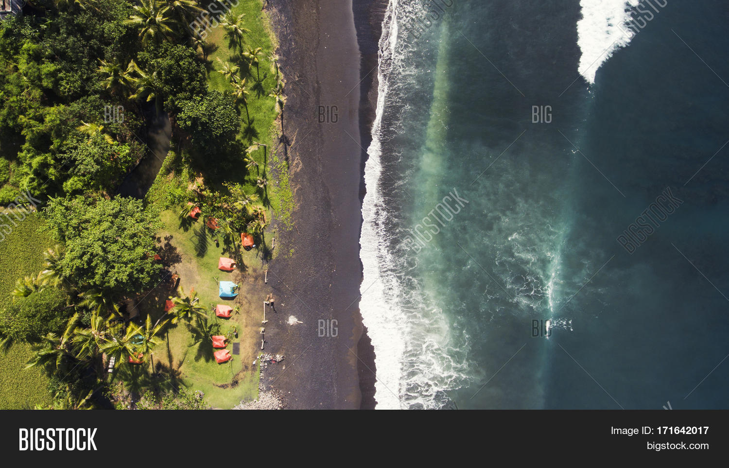 Top View Aerial Drone Image & Photo (Free Trial) | Bigstock