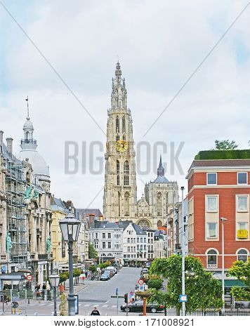 The Old Antwerp