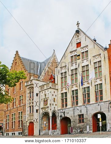 The Tollhouse In Bruges