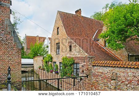 Houses Of Brugge
