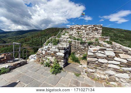 Medieval Fortification of Asen's Fortress, Asenovgrad, Plovdiv Region, Bulgaria