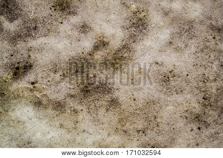 Ice, ice texture, abstract ice background, scabrous ice pattern, dirty ice