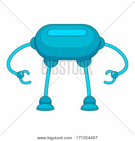 Mechanism that can move automatically icon. Cartoon illustration of mechanism that can move automatically vector icon for web